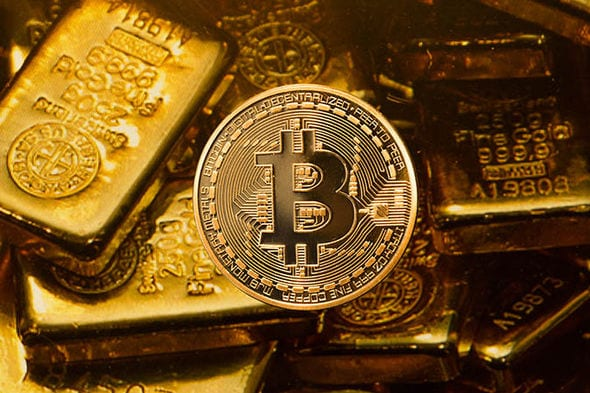 Bitcoin ile paykasa