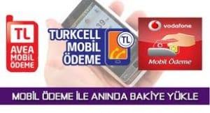 mobil ödeme paykasa